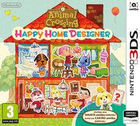 Caja de Animal Crossing Happy Home Designer (Europa)