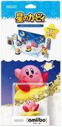 Pack de diorama Kirby Dream Land y amiibo de Kirby (Japón)