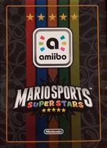 Reverso de las tarjetas de la serie Mario Sports Superstars (América)