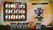 Conjunto completo del amiibo del calamar inkling - Splatoon 2