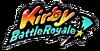 Logo de Kirby Battle Royale