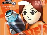 Tiradora Mii - Super Smash Bros.