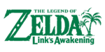Logo de The Legend of Zelda Link's Awakening