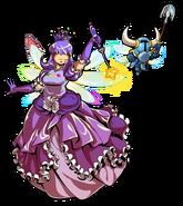 Madame Meeber y la Hada de la Palería - Shovel Knight