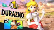 Victoria de un amiibo en un combate - Super Smash Bros. Ultimate