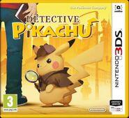 Caja de Detective Pikachu (Europa)