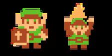 Traje de Link - Super Mario Maker