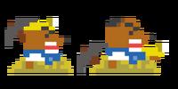 Traje de Rese T. - Super Mario Maker