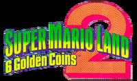 Logo Super Mario Land 2