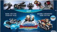 Skylanders SuperChargers - Dark Edition Starter Pack (Wii U)
