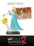 Vestido Estrella - Nintendo presenta New Style Boutique 2 ¡Marca tendencias!