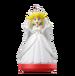 Amiibo Peach (Nupcial) - Serie Super Mario