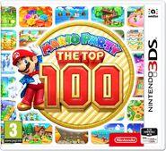 Caja de Mario Party The Top 100 (Europa)