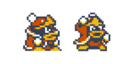 Traje de Rey Dedede - Super Mario Maker