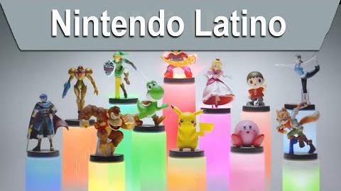 Amiibo - Tus personajes favoritos cobran vida en juegos exclusivos de Wii U (Latino)