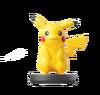 Amiibo Pikachu - Serie Super Smash Bros.