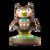 Amiibo Sócrates - Serie Animal Crossing