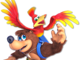 Banjo y Kazooie - Super Smash Bros.
