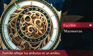 Selección de opciones amiibo - Fire Emblem Echoes Shadows of Valentia