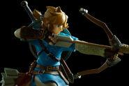 Imagen promocional Link arquero 1 - Serie The Legend of Zelda