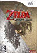 Caja de The Legend of Zelda - Twilight Princess (Wii) (Europa)