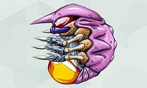 Arte de Metroid II (23) - Metroid Samus Returns