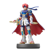 Amiibo Roy - Serie Super Smash Bros.