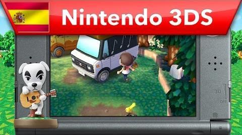 Animal Crossing New Leaf Welcome amiibo - Mira todo lo que puedes hacer en tu pueblo (Nintendo 3DS)