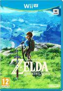 Caja de The Legend of Zelda - Breath of the Wild (Europa)