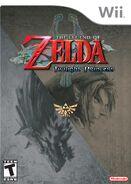 Caja de The Legend of Zelda - Twilight Princess (Wii)