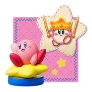 Habilidad del amiibo de Kirby - Más Kirby el reino de los hilos