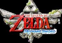 Logo de The Legend of Zelda - Skyward Sword