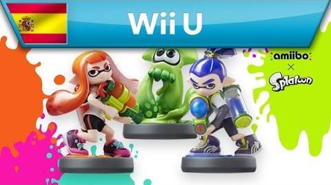 Splatoon - ¡Las figuras amiibo te traen nuevas misiones! (Wii U)