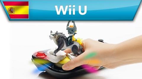 The Legend of Zelda Twilight Princess HD - Tráiler de amiibo (Wii U)