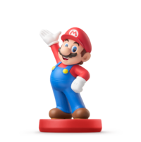 Amiibo Mario - Serie Super Mario