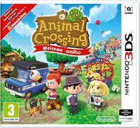 Caja de Animal Crossing New Leaf - Welcome amiibo (Europa)