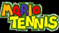 Logo de Mario Tennis