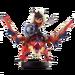 Amiibo Rathalos tuerto y Jinete (hombre) - Serie Monster Hunter