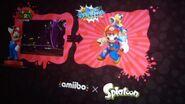 Rumor funcionalidad en Splatoon del amiibo de Mario
