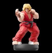 Amiibo Ken - Serie Super Smash Bros.
