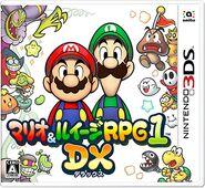 Caja de Mario & Luigi - Superstar Saga + Secuaces de Bowser (Japón)