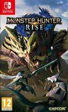 Caja de Monster Hunter Rise (Europa)