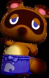 Espíritu Tom Nook - Super Smash Bros. Ultimate
