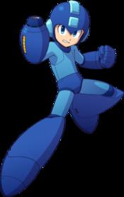 Mega Man en Mega Man 11