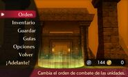 Inicio del Juicio de Duma - Fire Emblem Echoes Shadows of Valentia