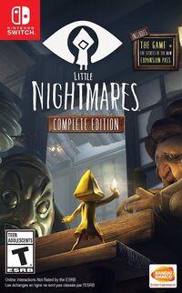 Caja de Little Nightmares Complete Edition (América)