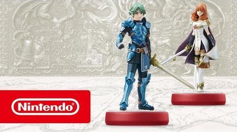 Fire Emblem Echoes - Tráiler de amiibo (Nintendo 3DS)