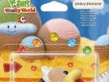 Poochy de lana - Yoshi's Woolly World