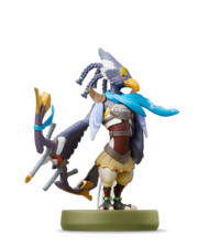 Amiibo Revali - Serie The Legend of Zelda