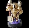Amiibo Shovel Knight (edición oro) - Serie Shovel Knight
